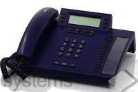 Auerswald COMfortel 1500 ISDN Systemtelefon / Telefon UP0 S0 blau