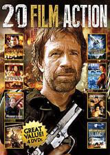 20 Film Action, Vol. 6 (DVD, 2014, 4-Disc Set)