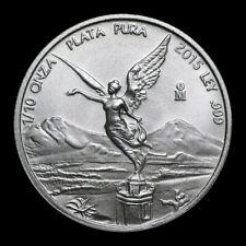 2015 1/10 oz Mexican Libertad .999 Fine Silver Coin