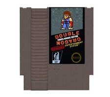 Double Dragon Chuck Norris Edition - Nintendo NES Game