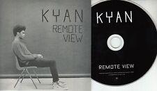 KYAN Remote View 2015 UK 5-track promo CD