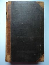 1840 Scarce! PRIZE ESSAYS ON A CONGRESS OF NATIONS American Peace Society Ladd