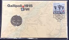 2015 Gallipoli 1915  PNC
