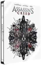 ASSASSIN'S CREED - Edizione Steelbook (BLU-RAY DISC) Lingua Italiana