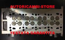X9 - TESTATA MOTORE FIAT GRANDE PUNTO - 500 1.3 JTD 16V RIGENERATA CYLINDER HEAD