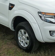 No Drill Flares for Ford PX Series 1 - 2012 to June 2015 Painted Full Set