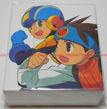 New ROCKMAN.EXE Mega Man Battle Network SOUND BOX Soundtrack CD Japan CPCA-10410