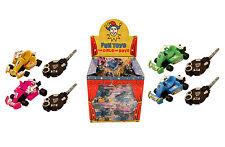 Box of 24 Car Go Karts with Key Spring - Brand New Wholesale Pocket Money Toys