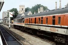 PHOTO  CLASS 47 LOCO NO 47973 + RDB 975547 AT LINCOLN 1990