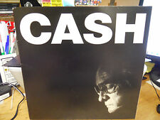 JOHNNY CASH USED LP THE MAN COMES AROUND 044006333618 LOST HIGHWAY VG++