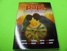 NEW, SEALED ~ PAPI CUANTO VALE TU TIEMPO  (DVD)