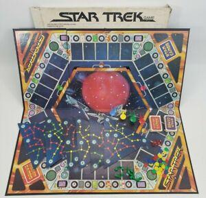 1979 Milton Bradley MB Star Trek Motion Picture Board Game - No Box - Kirk Spock