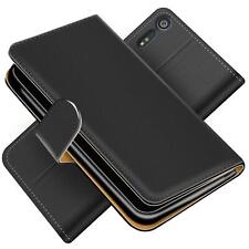 Case for sony Xperia Xz Protective Flip Case Booklet Cover PU Leather Case