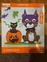 New Creatology brand Halloween Spooky Dog 60 pc. craft set ages 6 and over