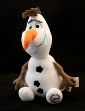 Disney Frozen Snowman Olaf Plush Toy Soft Toy 25cm Seated Kids Toy Disney Store