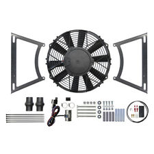 REVOTEC ELECTRIC FAN COOLING KIT POS EARTH MGA RFK56P
