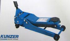 Kunzer Hydraulischer Rangierwagenheber 2,5 t flach nur 75 mm hoch