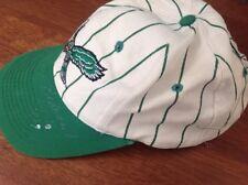 Chuck Bednarik Autographed/Signed Hat Philadelphia Eagles HOF 67