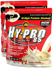 All Stars Hy-Pro 85 Beutel 2x 500g (31,99€/Kg) Protein Eiweiß Shake #19 Sorten