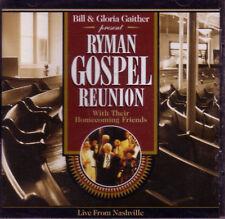 Ryman Gospel Reunion: Bill & Gloria Gaither (CD) Out of His Great Love, Jesus