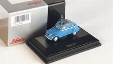 CITROEN 2CV Blue - 1/87 - SCHUCO