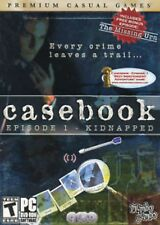 NEW Casebook Episode 1 Kidnapped Premium Casual Games panoramic Mumbo Jumbo PC