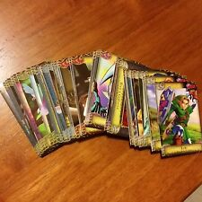 2016 Legend of Zelda Enterplay Trading Cards - 1-90 Base Set excludes Base Foils