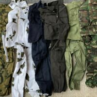 6 pairs of 1/6 WWII 21st Century The Ultimate Soldier WWII German Uniform Dragon