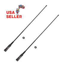 Dual Band SMA Female Antenna for BaoFeng UV-5R GT-3 UV-82 BF-888S UV-B6 PX-888K