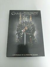 GAME OF THRONES INTEGRALE SAISON 1 COFFRET BLURAY HBO