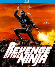 Revenge of The Ninja - Blu-ray Region 1