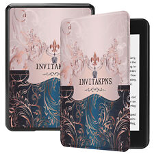 New Protective Case for Amazon Kindle Paperwhite 10.Generation 2018 Cover Wallet