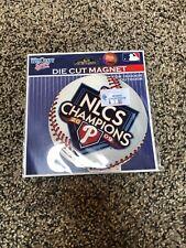 2009 NLCS  Philadelphia Phillies Champions Magnet Sealed New
