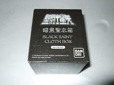 SAINT SEIYA PANDORA BOX BLACK PEGASUS NOT FOR SALE, PANDORA PEGASO NEGRO BANDAI