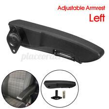 Left Side Car Seat Armrest Centre Console Adjustable Camper Motorhome Truck UK