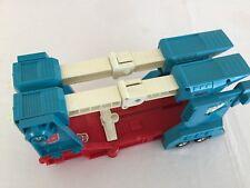 Transformers G1 1984 ULTRA MAGNUS trailer hasbro takara (rubber wheels) japan