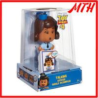 Disney Pixar Toy Story 4 Talking Figure Giggles McDimples - Brand New