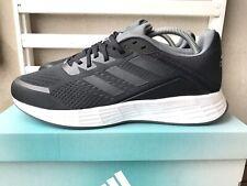Adidas Duramo SL Negro para Hombre Ligero Running Zapatillas Originales Nuevos