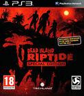 Dead island: Riptide ~ PS3 (in Great Condition)
