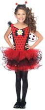 NEW Girls Cutie Lady Bug Costume by California Costumes size XS (3-4)
