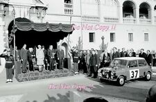 Paddy Hopkirk Mini Cooper S 33 EJB Winner Monte Carlo Rally 1964 Photograph 8