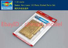 Trumpeter 1/24 06604 Photo-Etch Detail Set Hawkert model kit◆