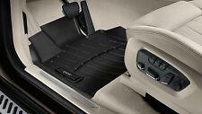 BMW X3  F25 MODEL BLACK FLOOR LINERS SET OF 3