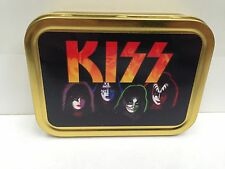Kiss, Rock Band Music Classic Gene Simmons Cigarette Tobacco Storage 2oz Tin