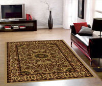 Rugs Area Medallion Turkish Style Area Rugs 5x7 and 8x10 Carpets Floor Decor 307