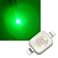 1x 1 WATT HIGH POWER LED VERT / Haute Puissance leds vert 1 W 350mA