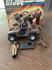 Vamp Mark II Attack Jeep 1984 GI Joe Hasbro Vintage Complete