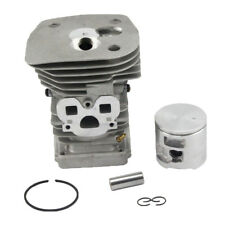 47MM Bore Cylinder Piston Kit Fit HUSQVARNA 455 RANCHER  455E 460 Chainsaw