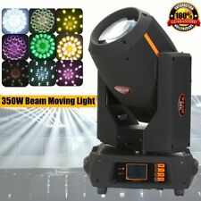 350W 17R Zoom Moving Head Light Sharpy Beam Dmx Dj Stage Party Lighting Us Stock