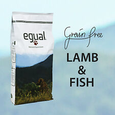 EGUAL - Grain Free LAMB & FISH  15Kg